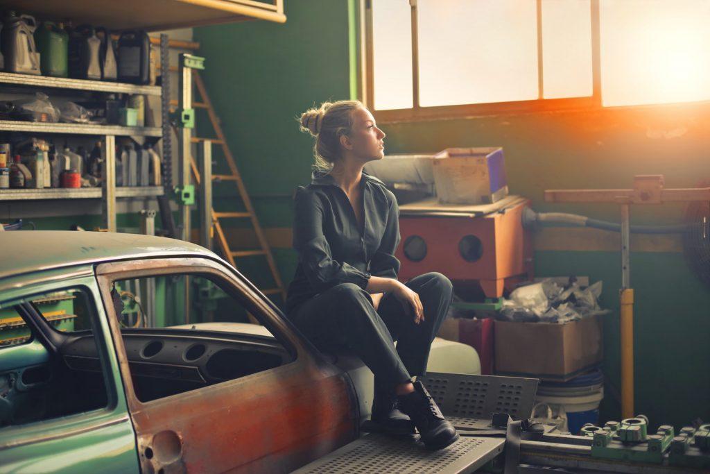 bespoke garages